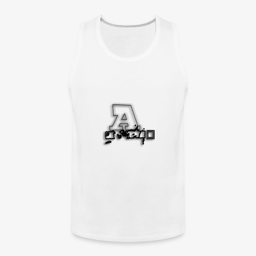 AI Beats - Men's Premium Tank Top