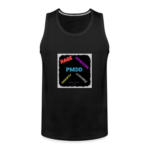 Pmdd symptoms - Men's Premium Tank Top
