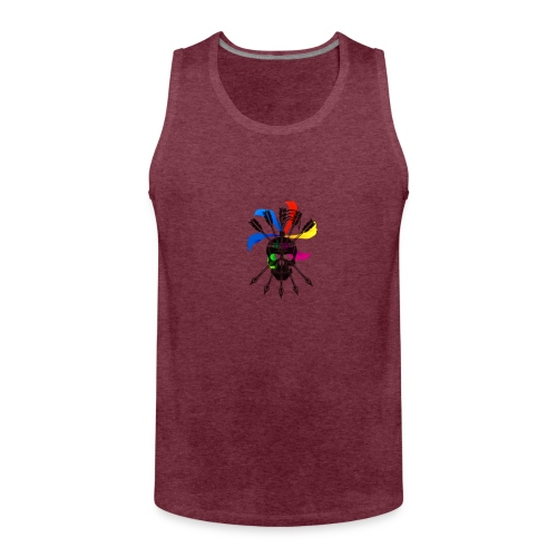 Blaky corporation - Tank top premium hombre