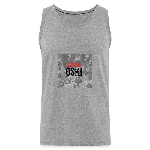 Osky - Tank top premium hombre