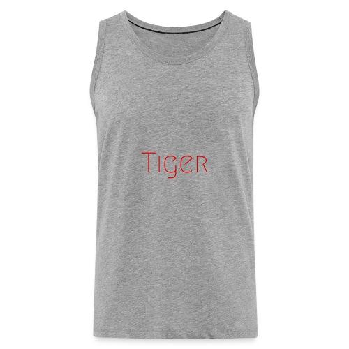Tiger - Débardeur Premium Homme