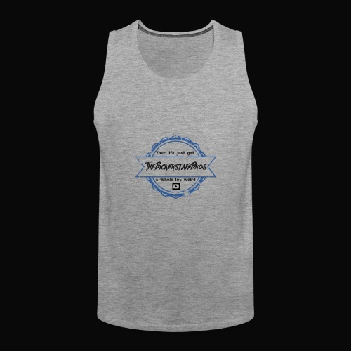 New Merch because I hated the old one - Men's Premium Tank Top
