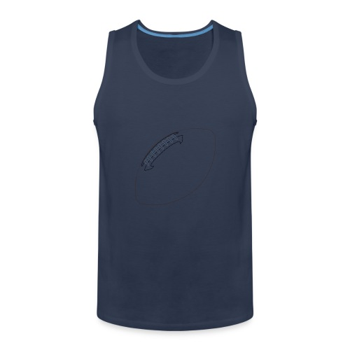 Football - Men's Premium Tank Top