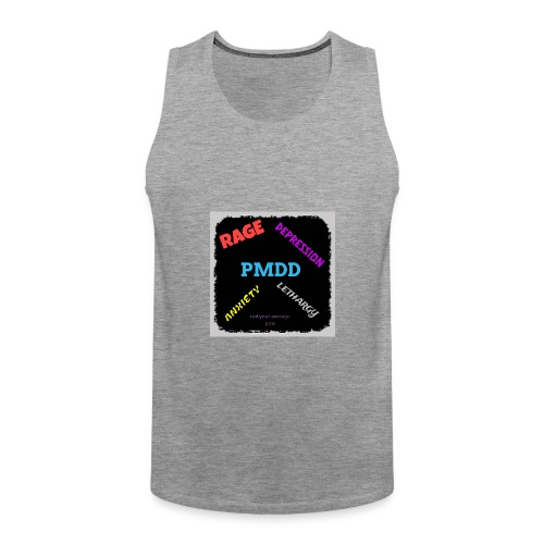 Pmdd symptoms - Men's Premium Tank Top