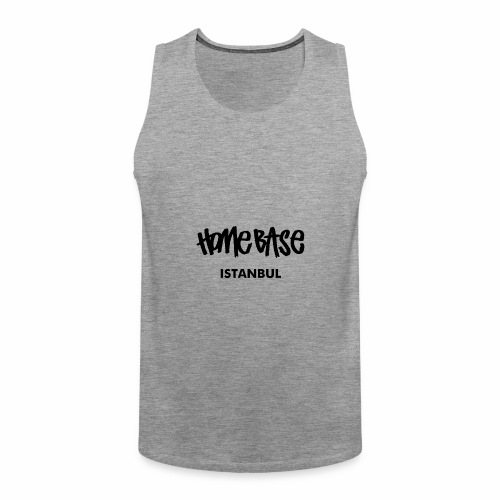 Home City Istanbul - Männer Premium Tank Top