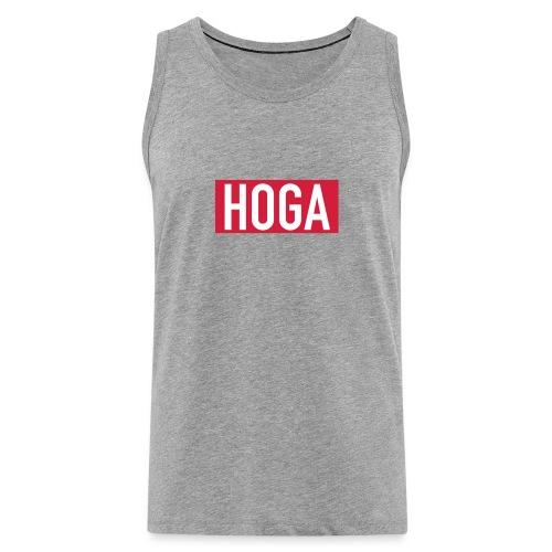 HOGAREDBOX - Premium singlet for menn