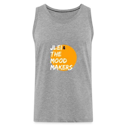 Jlei & The Mood Makers Bandlogo - Männer Premium Tank Top