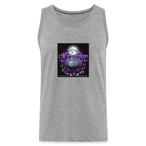TC-Purple - Men's Premium Tank Top