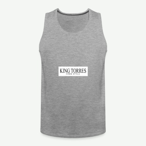 king torres - Tank top premium hombre