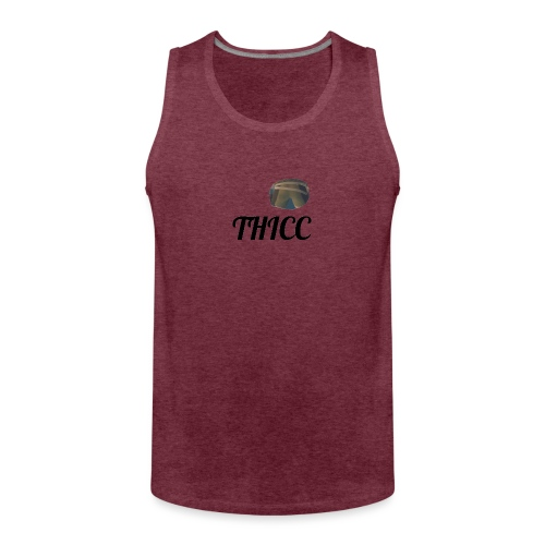 THICC Merch - Men's Premium Tank Top