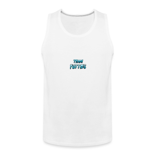 Team futties design - Men's Premium Tank Top