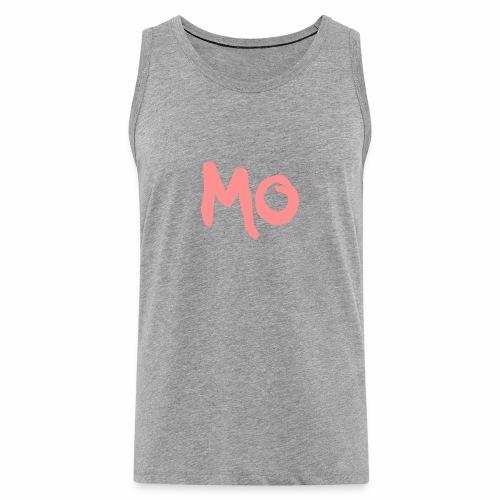 MO Logo - Männer Premium Tank Top
