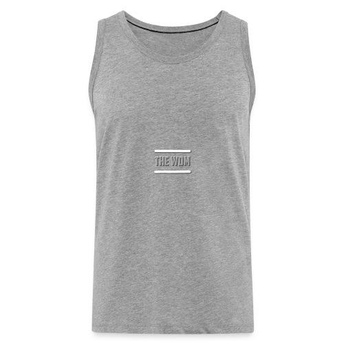 design for store foer spreadshirts se - Premiumtanktopp herr
