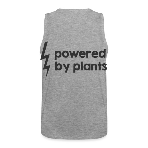 Powered by plants - Männer Premium Tank Top