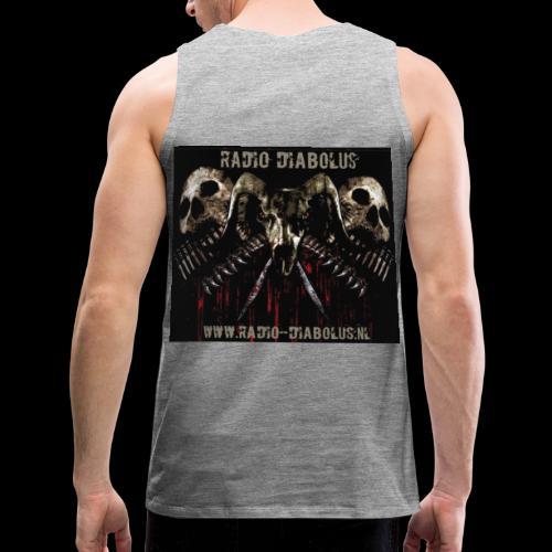 shirt - Men's Premium Tank Top