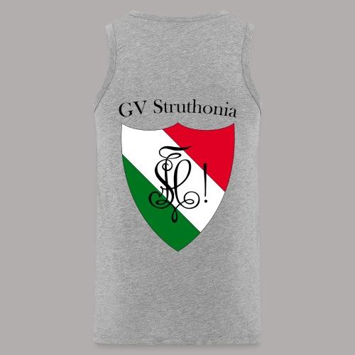 Wappen Struthonia beschriftet - Männer Premium Tank Top