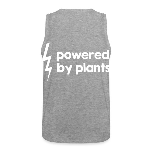 Powered by plants #2 - Männer Premium Tank Top