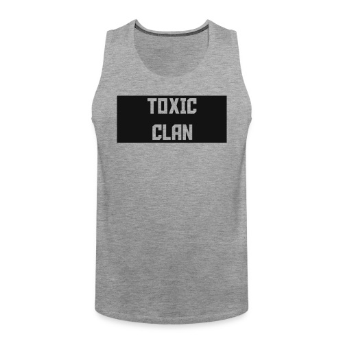 ToXiC Clan Design - Men's Premium Tank Top