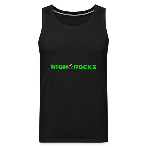 JustRocks - Männer Premium Tank Top