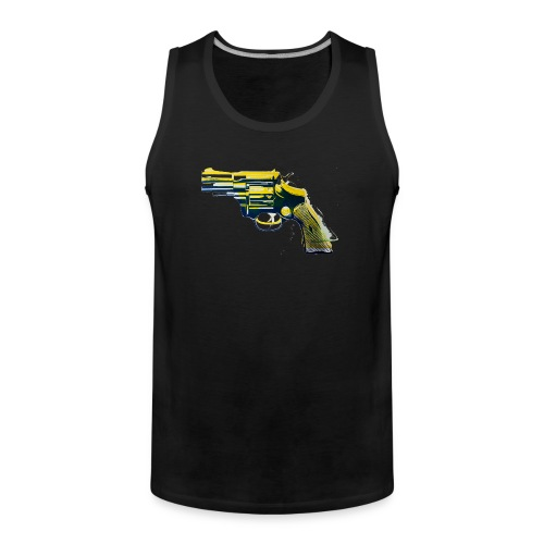 Revolver - Männer Premium Tank Top