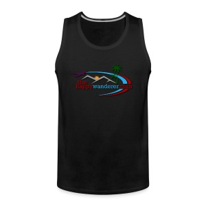 The Happy Wanderer Club - Men's Premium Tank Top