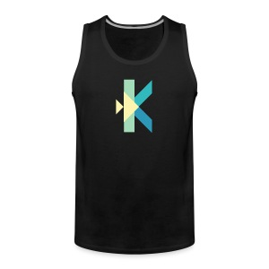Konstantin T Music Merch - Männer Premium Tank Top