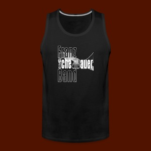 FSB Logo grey - Men's Premium Tank Top
