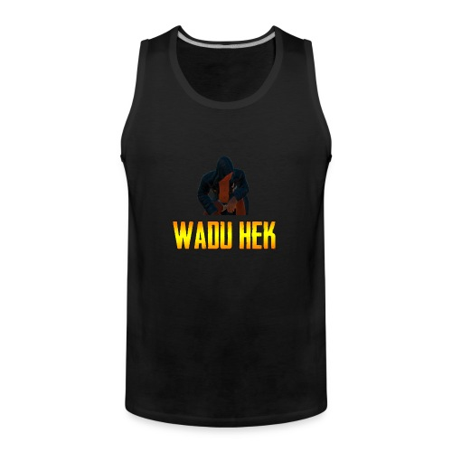 WADU HEK - Men's Premium Tank Top