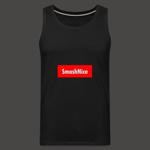 SmashNIce SupremeStyle - Männer Premium Tank Top