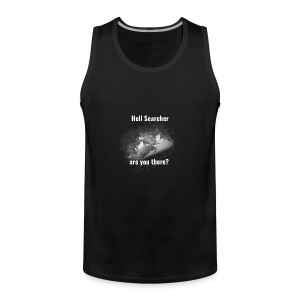 Searching For Hell Bag Black - Men's Premium Tank Top
