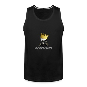 New Kings Esports Logo big - Männer Premium Tank Top