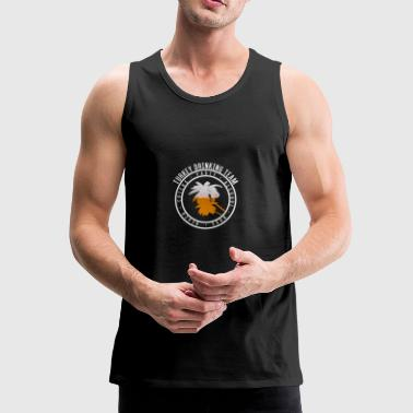 Shirt party holiday - Turkey - Men's Premium Tank Top