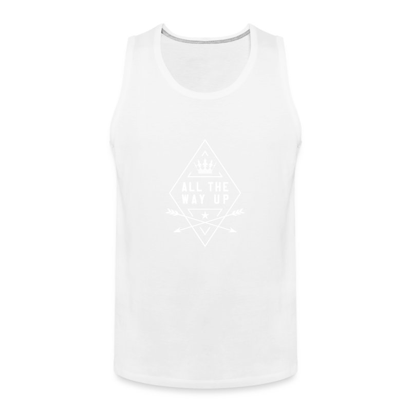 atwu_white - Men's Premium Tank Top