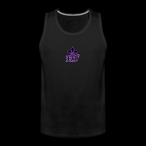 RF LOGO - Men's Premium Tank Top
