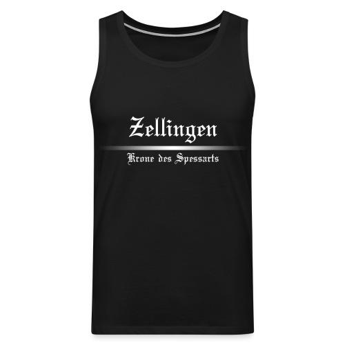 Zellingen - Männer Premium Tank Top