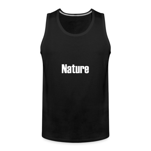 Nature - Men's Premium Tank Top