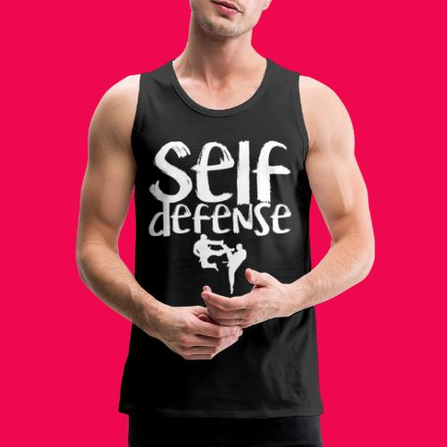 Self Defense 1.0 - Männer Premium Tank Top