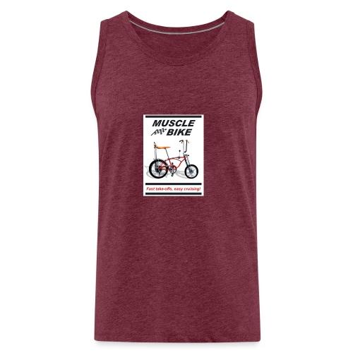 musclebike03 - Débardeur Premium Homme