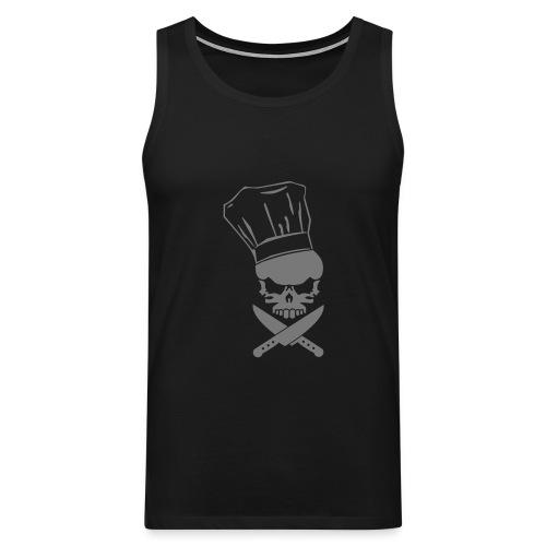 foodskull - Männer Premium Tank Top