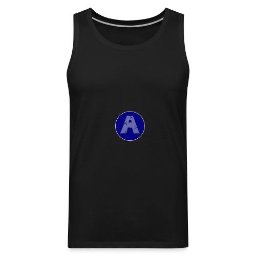 A-T-Shirt - Männer Premium Tank Top