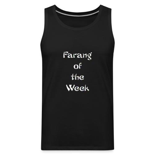 Farang2 - Männer Premium Tank Top