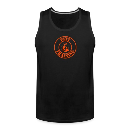 PITT Training - Männer Premium Tank Top