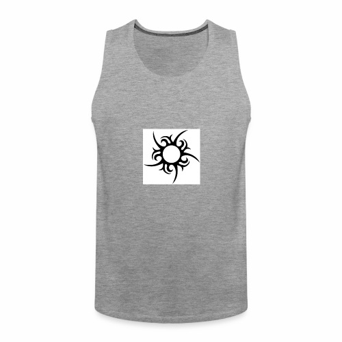 tribal sun - Men's Premium Tank Top