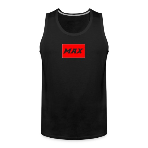 MannyGT merch v2 - Men's Premium Tank Top