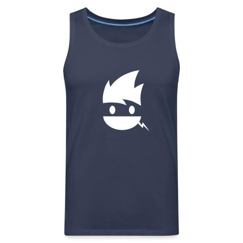 Kaio Ninja Logo - Men's Premium Tank Top
