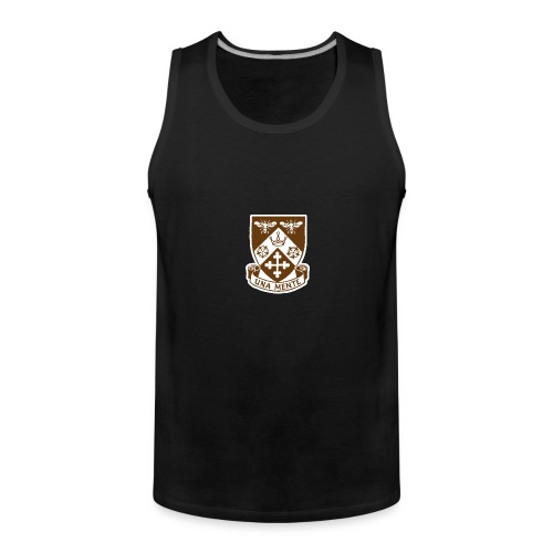 Borough Road College Tee - Men's Premium Tank Top