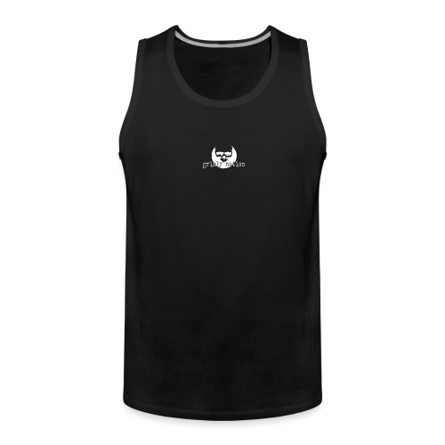 King of Nothing Dark color - Männer Premium Tank Top