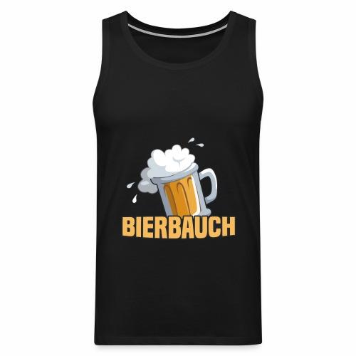 Bierbauch - Männer Premium Tank Top