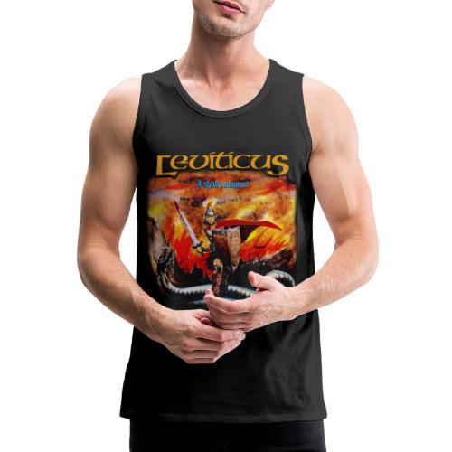 Leviticus - I Shall Conquer - Men's Premium Tank Top