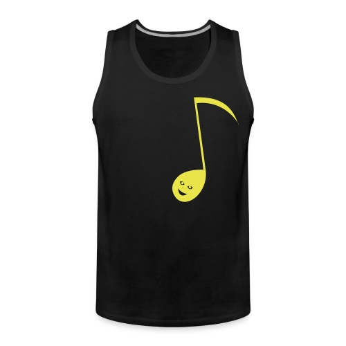 Happynote - Mannen Premium tank top